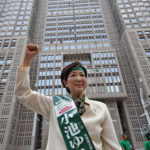 Tokyo gets its first female governor: Yuriko Koike combines nationalism and a steely ambition
