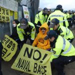 Activism Asia: No Naval Base on Jeju!