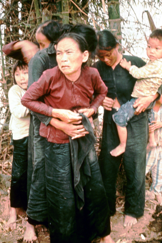 my lai black blouse girl - My Lai, Sexual Assault and the Black Blouse Girl: Forty-Five Years Later, One of America's Most Iconic Photos Hides Truth in Plain Sight