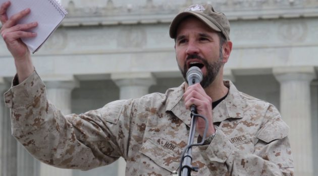 Former State Department Official Asks Military Members to Speak Out