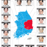 Progressives in Korea now control both the National Assembly and municipal governments