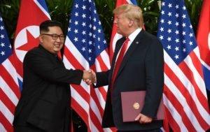 Non-US-centric reporting on Kim-Trump summit